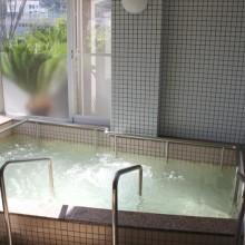 小風呂写真(気泡)