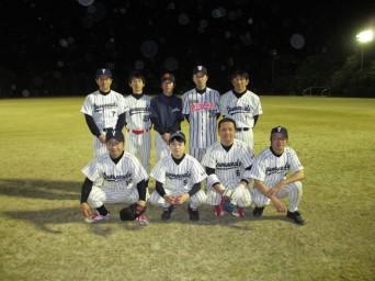 野球集合写真
