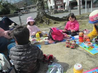 公園お弁当