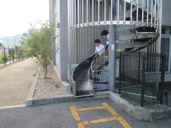 避難訓練2